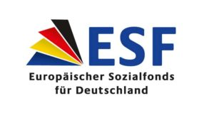 Logo ESF - Europäischer Sozialfonds