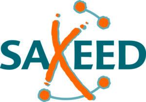 Logo Gründernetzwerk SAXEED