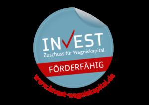INVEST-förderfähig Logo